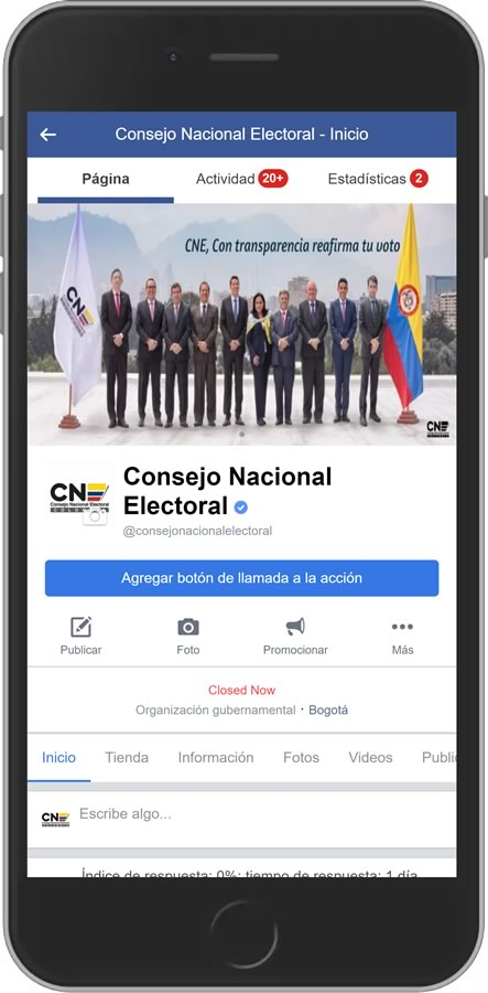 Facebook CNE